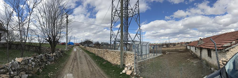 İzmir ve Manisa OG Hatların Yenilenmesi Projesi
